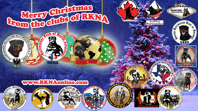 Merry Christmas from RKNA!
