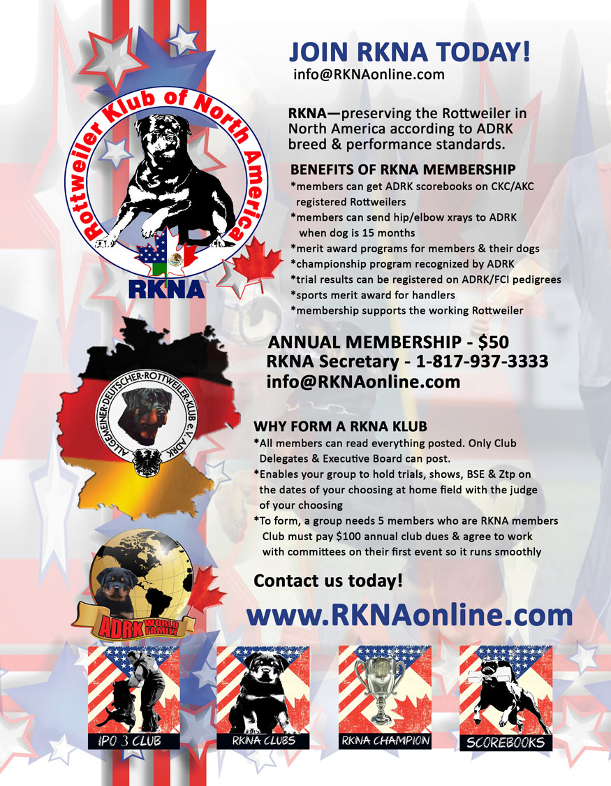 Join RKNA Today
